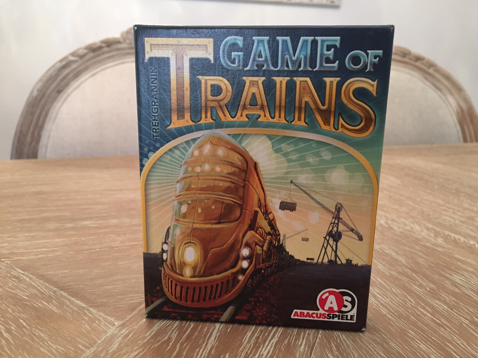 Hoy descubrimos… Game of Trains