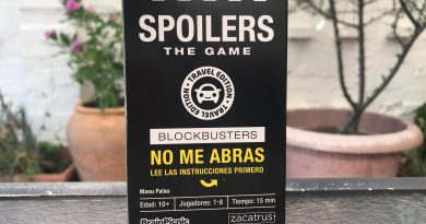 Hoy descubrimos… Spoilers: The Game, Travel Edition