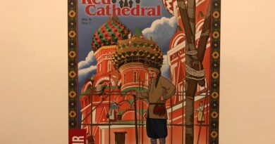 Hoy descubrimos… The Red Cathedral